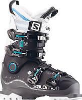 Горнолыжные ботинки женские Salomon alp. boots x pro 90 w black/anthra/wh (MD), фото 1