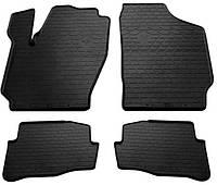 Резиновые коврики в салон Volkswagen Polo IV 2002-2009 (STINGRAY)