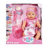 Интерактивный Baby Born Очаровательная малышка Zapf Creation, фото 2