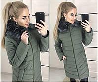 Куртка мод.1226 (ткань парка+синтепон 200)