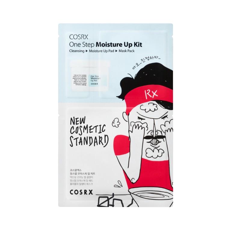 COSRX One Step Kit Moisture Up Увлажняющий набор