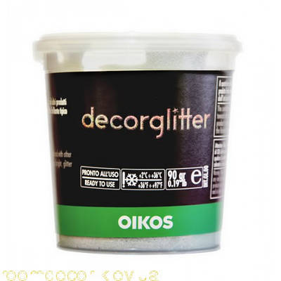Oikos Decor Glitter 90мл