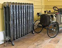 Чугунный декоративный радиатор Carron The Rococco 780 (Англия), фото 1