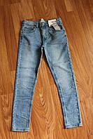 Джинсы-скини светло-голубые для девочки George, 10-11 лет, 11-12 лет, фото 1