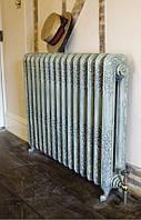 Чугунные радиаторы ретро Carron The Deisy 780 (Англия), фото 1
