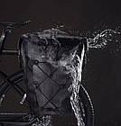 Сумка на багажник Lord водонепроникна чорна NEW, фото 5