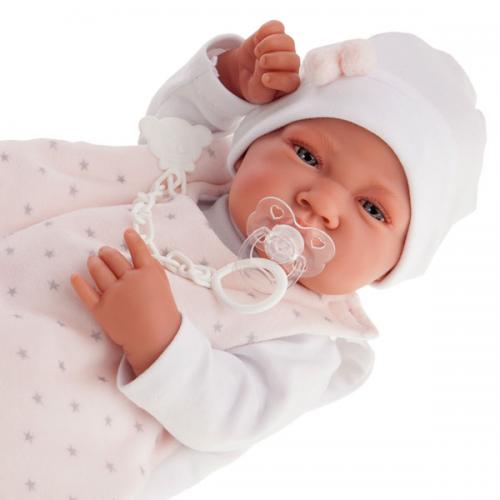 Кукла младенец 42 см Antonio Juan 5002
