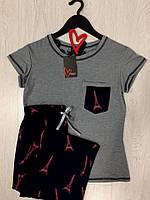 пижама,футболка и штаны