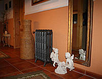 Ретро радиаторы Carron the Chelsea, the Verona, the Daisy, the Orleans, the Rococco (Англия), фото 1