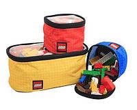 Лего органайзер LEGO 3-Piece Organizer Cubes , фото 1