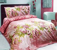 Комплект постельного белья полуторный хлопок 100% бязь в Украине Комфорт Текстиль