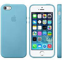 Кожаный чехол Apple Leather Case IPHONE 6/6S (Light Blue)