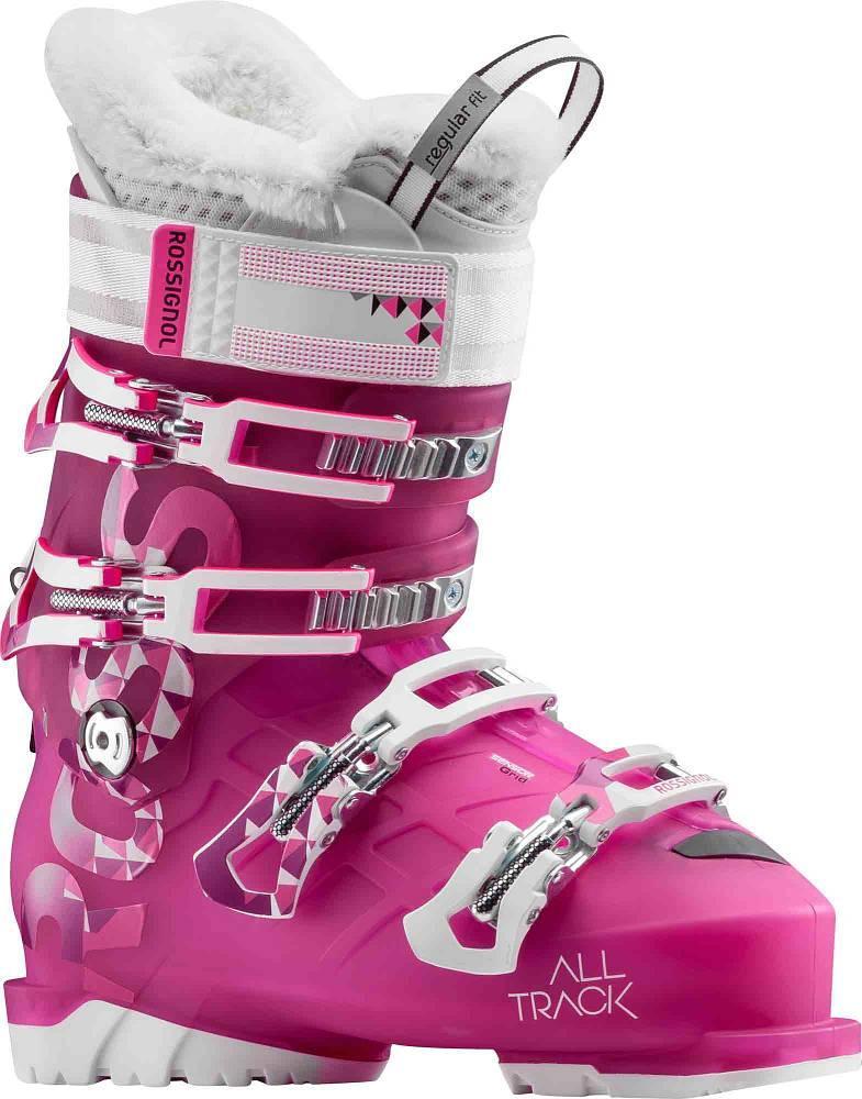 Горнолыжные ботинки женские Rossignol alltrack 70 w pink, 26 (MD)
