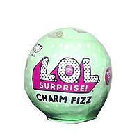LOL Charm Fizz солевая бомбочка с игрушкой внутри. Новинка, фото 1