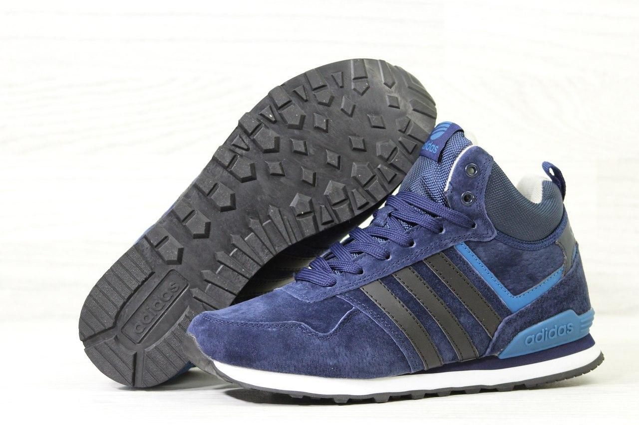 Мужские кроссовки Adidas Neo зимние (Реплика), цена 1 280 грн ... ac3727d0c78