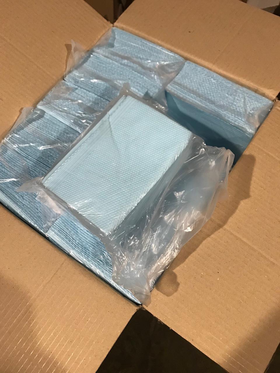 Салфетки нагрудные для пациентов, 25 шт.