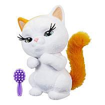 Интерактивный Рыжий котенок Пушистые друзья FurReal Fuzz Pets Fabulous Kitty Hasbro B9063