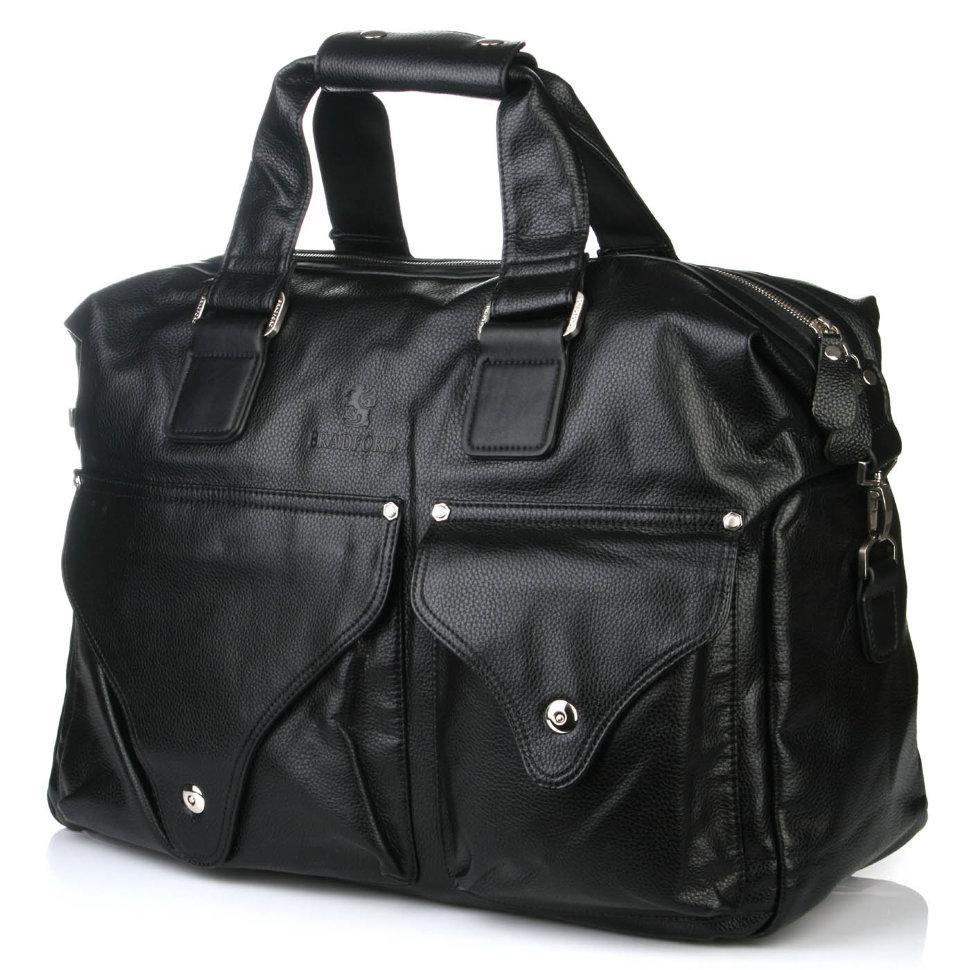 Дорожная сумка из кожзама Bradford 6001