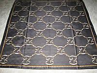 Платок Gucci шёлковый можно приобрести на выставках в дворце спорта Киев