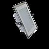 Светодиодная панель (врезная) квадрат 12Вт, 160мм, со стекляной рамкой
