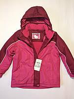 Зимняя детская куртка Rodeo C&A на девочку 7-8 лет