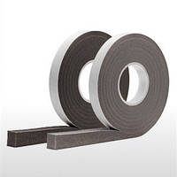 ПСУЛ для вікон greenteQ 600 15/4-9, чорний (рул. 8 м)
