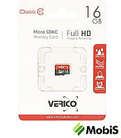 КП Micro SD 16 Gb 10 class Verico