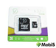 КП Micro SD 32 Gb 10 class T&G