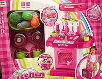"""Игровой набор детская Кухня с музыкальными эффектами """"Kitchen set"""""""