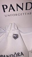 Pandora, шармы, бусинки, серебро 925 пробы, гравировки, в фирменной упаковке