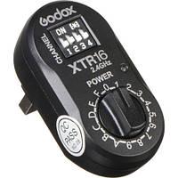 Приемник Godox XTR16 Wireless Power-Control Flash Trigger Receiver (XTR-16)