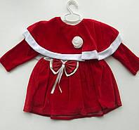 Платье детское 12-18 мес. купить оптом