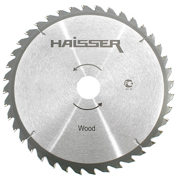 Диск пильный по дереву 350х32 50 зуб. Haisser