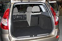 Ковер багажника ВАЗ-2171, завод, черный Код:606323811