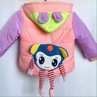 Теплая куртка , курточка для малышек 1-4 года
