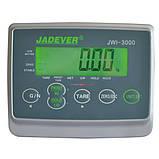 Весы товарные Jadever JBS-3000 150 кг, фото 5