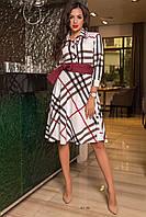 Женское платье Барбари 411 (Б) Код:590435755