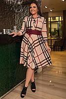 Женское платье Барбари бат. 411а (Б) Код:590435546