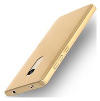 Чохол-бампер Biaze для Xiaomi Redmi Note 4x (Gold)