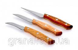 Набор ножей для карвинга 3 предмета 17,5 см