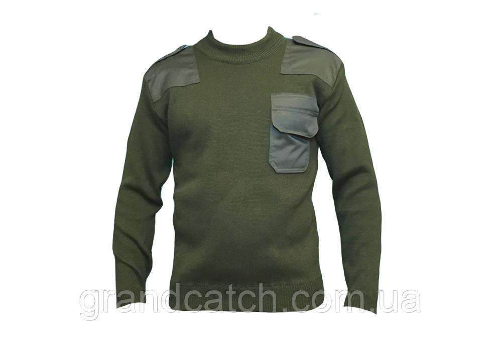 Свитер армейский (олива)