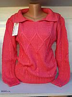 Женский свитер зимний 10101 с.т. Код:600496145