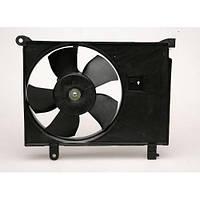 Вентилятор охлаждения радиатора для Daewoo Lanos Лузар LFc 0580