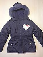 Зимняя детская куртка Charmmy kitty sanrio на девочку 9-10 лет