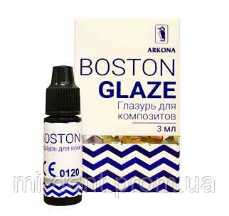 Глазурь для композитов BOSTON GLAZE 3мл - Mi-dent в Львовской области