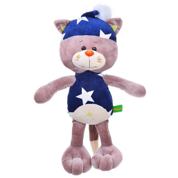 Мягкая игрушка Котик Старки Левеня К417А, 45 см