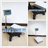 Весы товарные Jadever JBS-3000 60 кг, фото 3