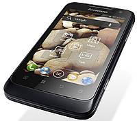 Защитная пленка для Lenovo P700/P700i - Celebrity Premium (matte), матовая