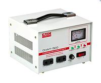 Стабилизатор напряжения однофазный сервоприводный СНАП-500 переносной
