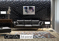 Декоративні панелі з гіпсу Crystalls 1000*600*25